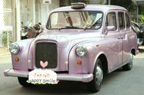 倫敦的士-紫-P