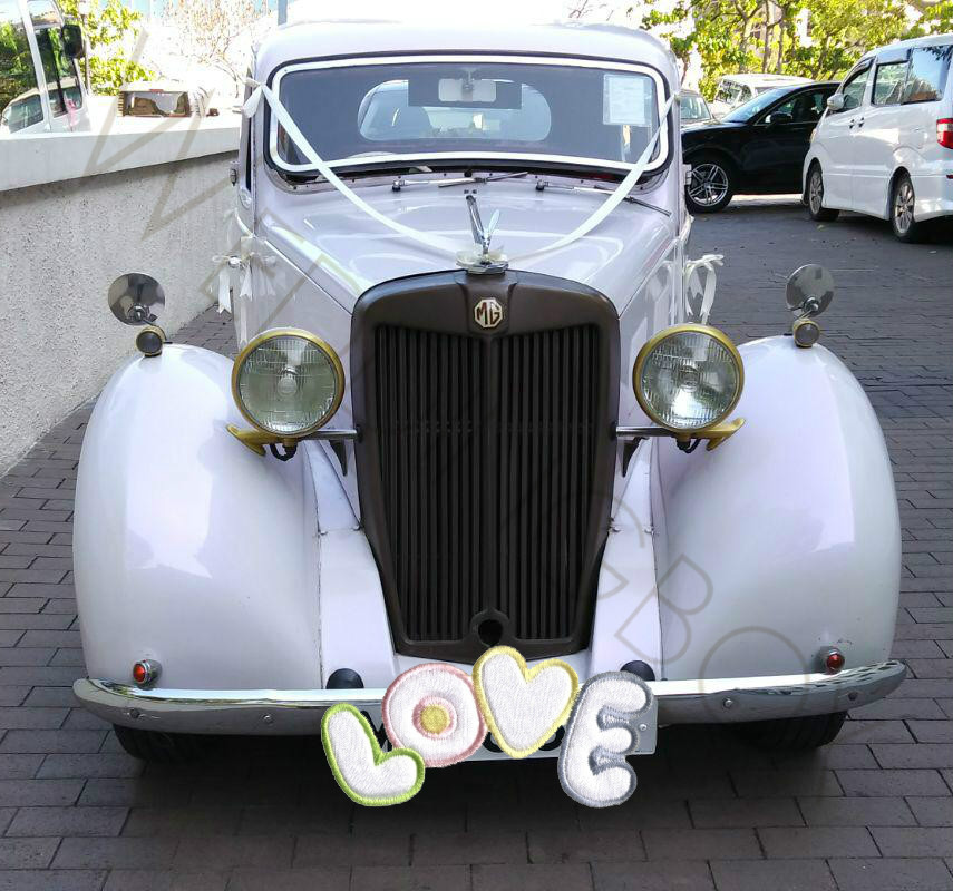 古董車-MG