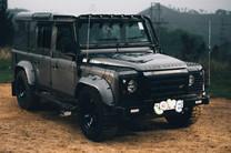 Land Rover Defender (灰)