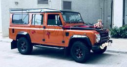 Land Rover Defender (橙)