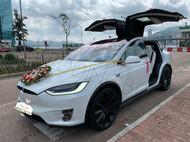 Tesla X 白色