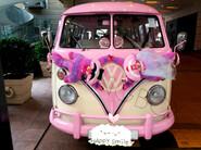 Volkswagen-淺粉紅-T