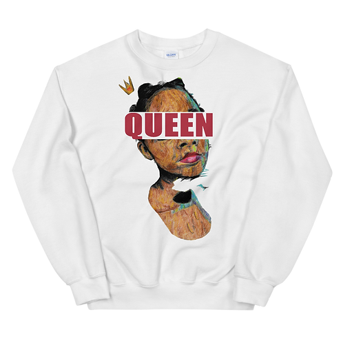 Queen (Red) Sweatshirt