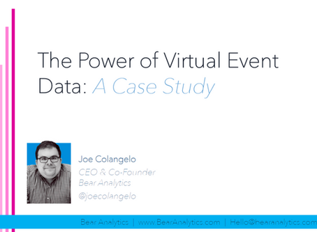 The Power of Virtual Event Data: A Recap from PIVOT