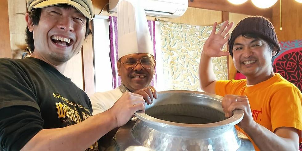 フセインシェフ&マサラワーラー インド料理食べさせられ放題