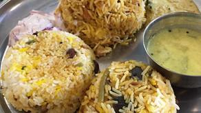 その736 2019 10/20カシマワーラーソロ 南インドを味わう会vol.5 ビリヤニ食べさせ放題@つくば カフェシェーエ