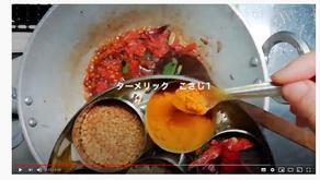 YouTubeでインド料理レシピ紹介!!ついでにアノ鍋も紹介!