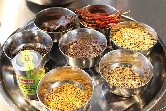 スパイスの極意を学んで南インド料理を作ろう! 〜ヴァンギバートと発酵の夏