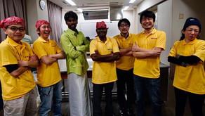その758 2020 2/8 Japan Tamil Sangam ポンガルでミールスサーブ@小松川さくらホール
