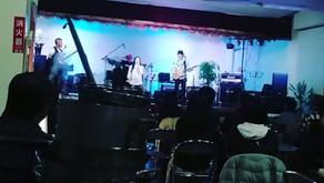 その752 2020 1/12 Shun Kikuta Funky Trio Live♪@足利 サウンドジム