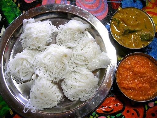 スパイスの極意を学んで南インド料理を作ろう!〜ケララビーフシチューとイディヤッパン〜