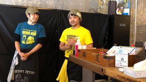 その769 2020 3/15 日本橋でミールス(南インド定食)食べさせられ放題 Vol.25@MID STAND TOKYO