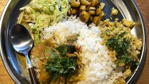 その766,767 2020 2/29 南インド料理ワークショップ 前半:スーラプットゥとミーンコロンブ 後半:マトンカリドーサ@KONTACTO EAST