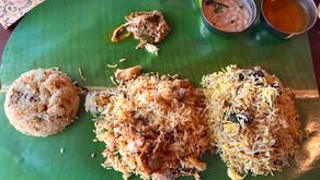 フセインシェフ&マサラワーラーの南北インド3種ビルヤーニー食べ比べさせ放題会@Mashal 池上Hitonami