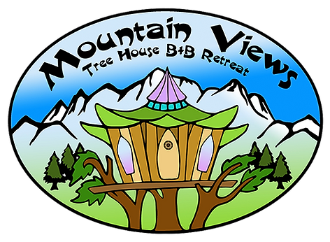 Welcome to Mountain Views Tree House B+B
