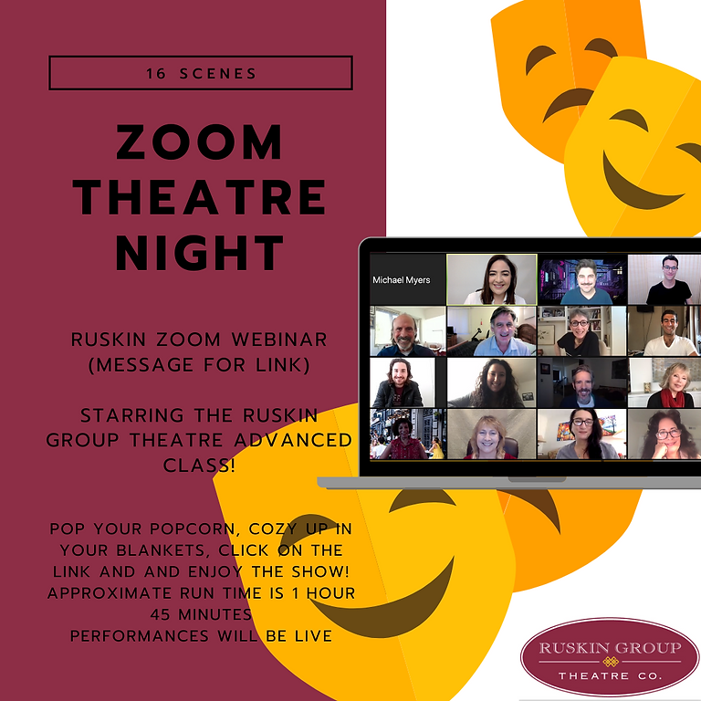 Zoom Scene Performance Night