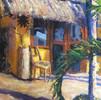 Siesta | Acrylic on canvas, 16x20