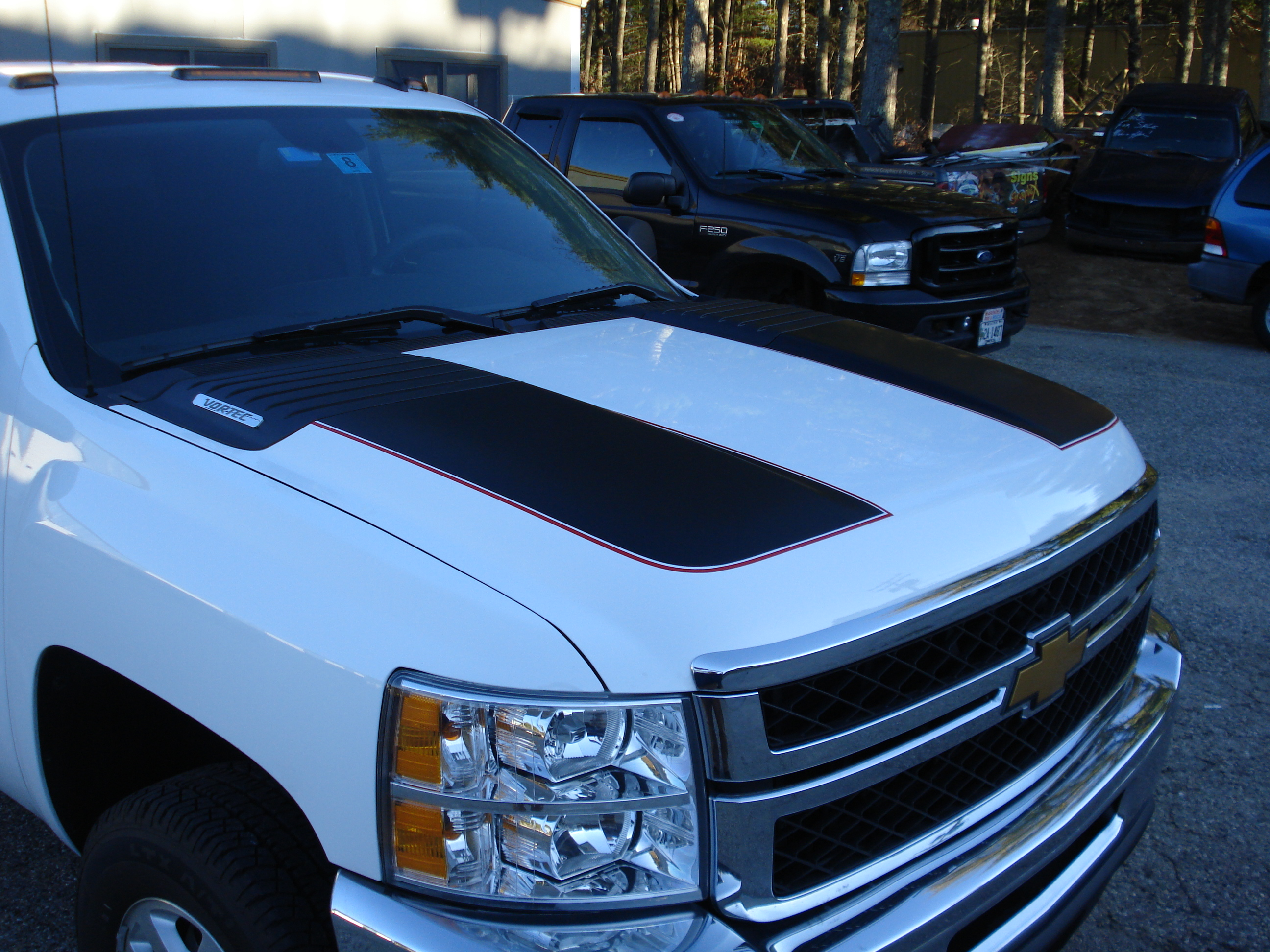 2014 Chevy 2500 HD