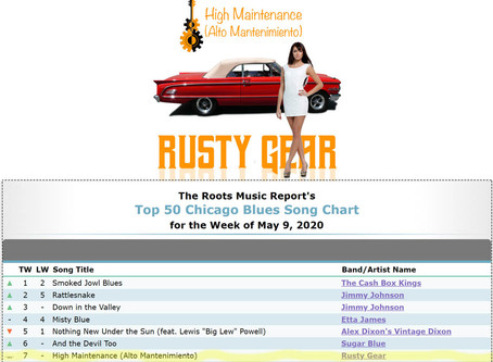 High Gear with Another Song on the Charts