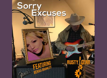 Sorry Excuses, featuring Bekka Bramlett opened at #3 on Chicago Blues Chart.