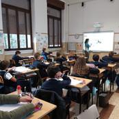 lezioni di clil in aula