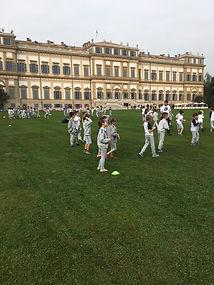uscita Parco di Monza