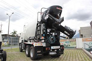 Venta de mezclador mixer concreto