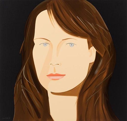 Alex Katz Sophie 2012
