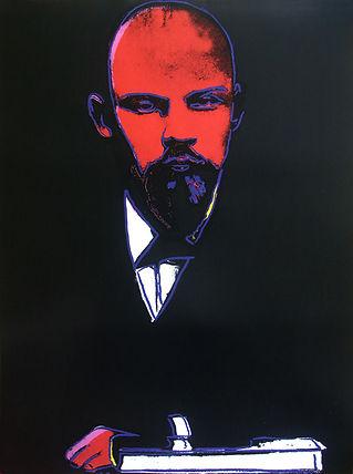 Andy Warhol LENIN