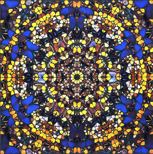 Damien Hirst Cathedral Print St Paul
