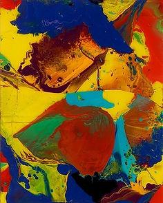 Gerhard Richter BAGDAD