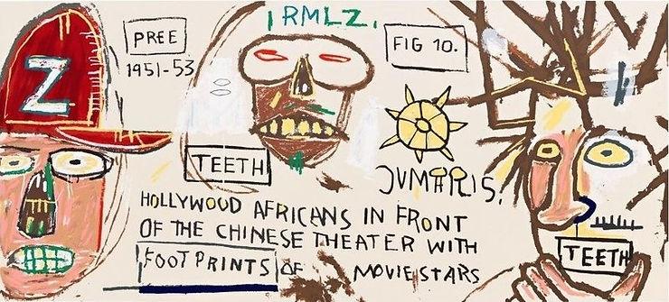 Basquiat Hollywood
