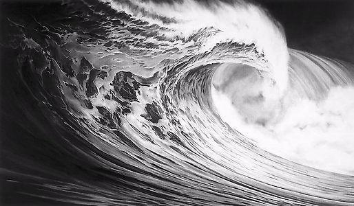 Robert Longo Angels Wing - Wave