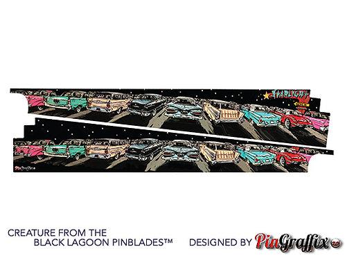 Creature from the Black Lagoon Pinball Inner Art PinBlades™