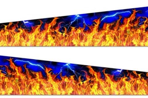 Metallica Flaming PinBlades®