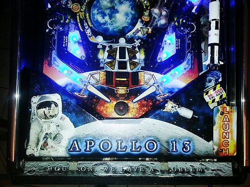 Apollo 13 Apron & Decals Package
