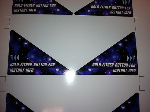 Star Trek Apron decals without warning
