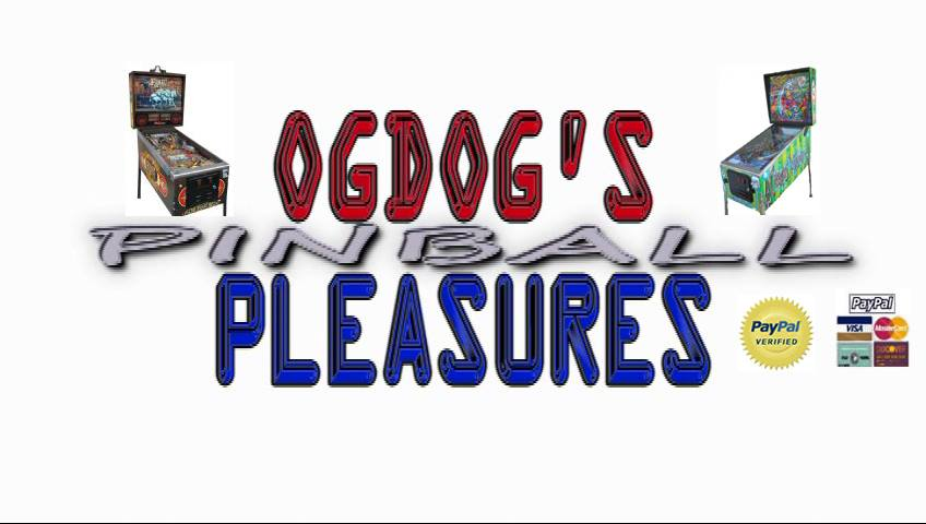 Ogdog's Pinball Pleasures
