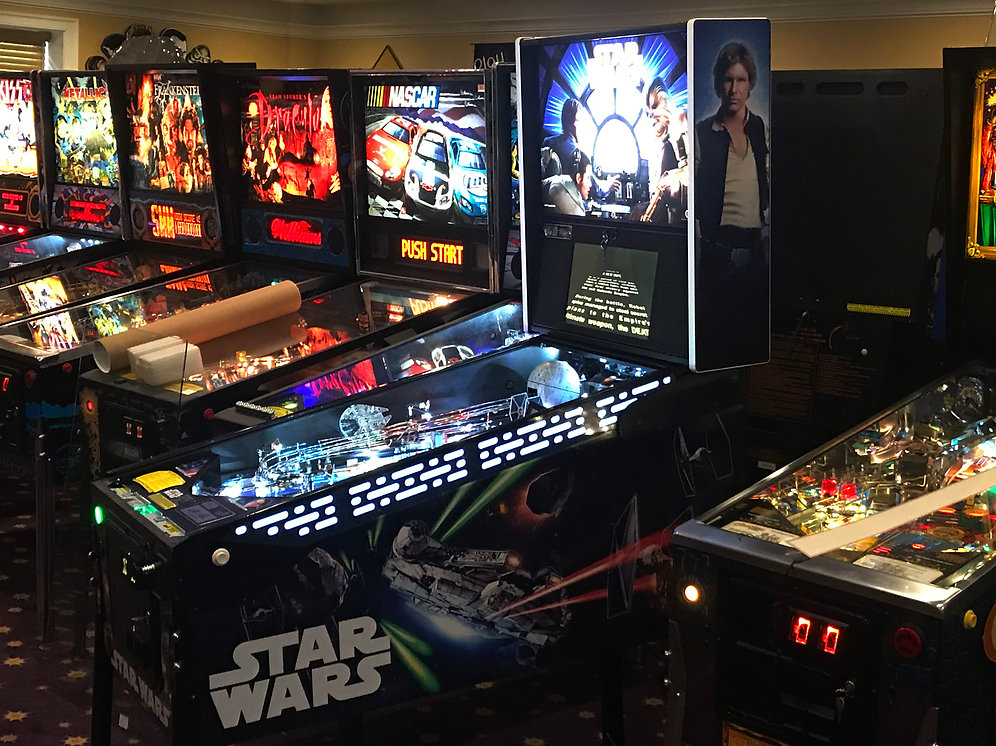 Star Wars Pinball Machine >> Star Wars Le Pinball Armor Illumination Kit