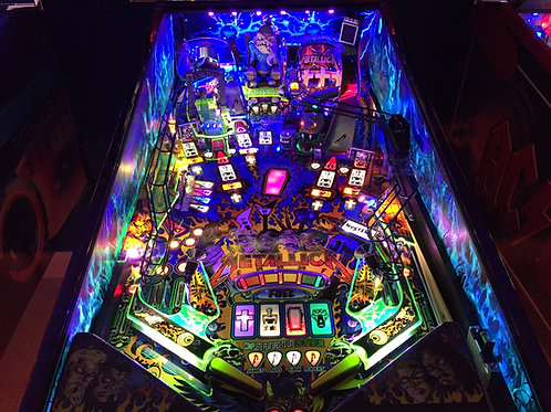 Metallica Pinball PowerBladez™ - Stern Pinball