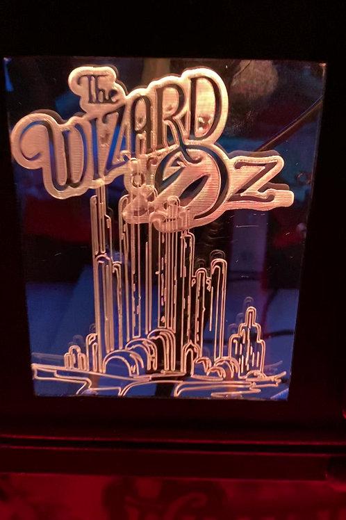 Wizard of Oz Coin Door Mod