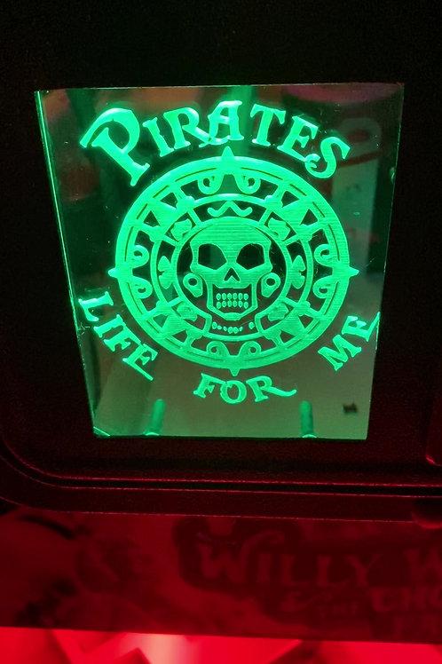 Pirates of the Caribbean Coin Door Mod