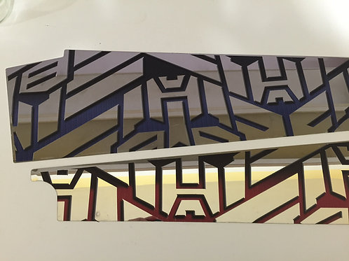 Stern Transformers Pinball BladeSkins