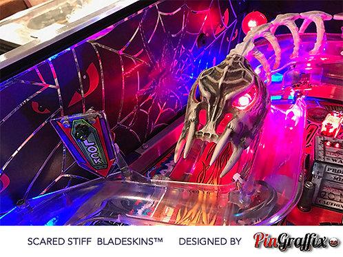 Scared Stiff Pinball Mirror Bladez™ - Bally/Williams