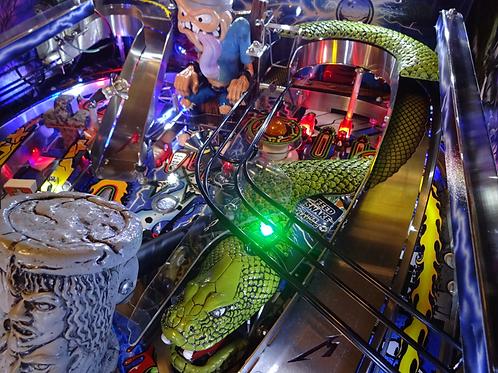 Metallica 3D Snake Mod for Stern Pinball