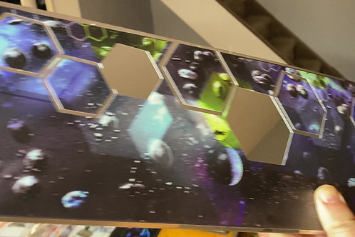 Stern - Guardians of the Galaxy Pinball MirrorBlades™