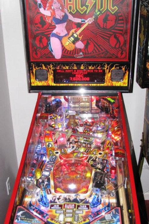 AC/DC Flaming Hot PinGrill®