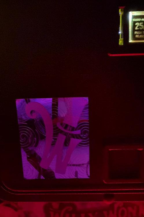 Willy Wonka Coin Door Mod