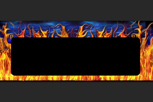 Metallica Flaming PinGrill®