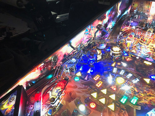 Iron Maiden Pinball PowerBladez™